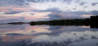 villa soriano, uruguay, atardecer en el rio