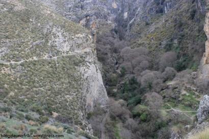 ruta los cahorros vistas