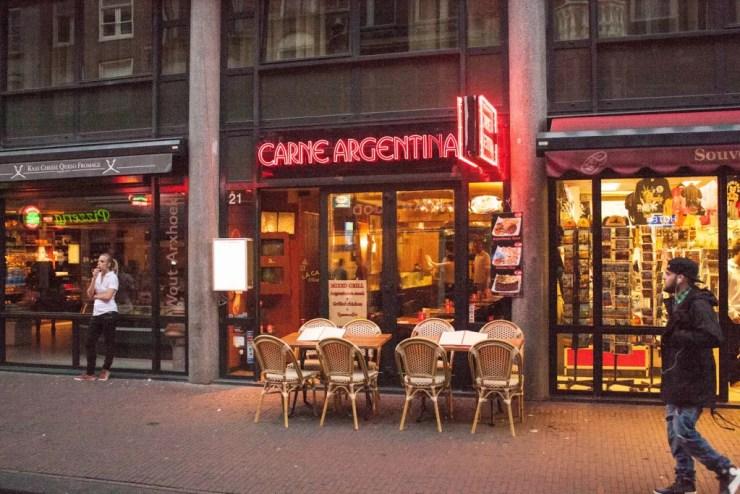 Parrilas Argentinas en Amsterdam