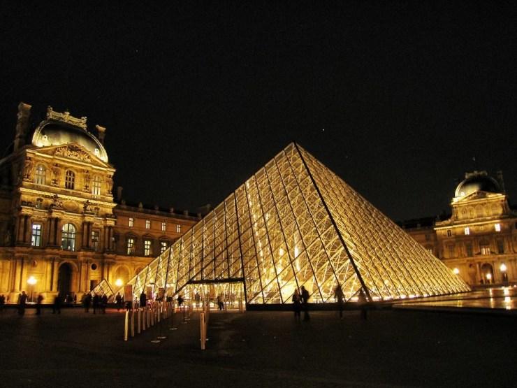 Museo del Louvre, París, Francia