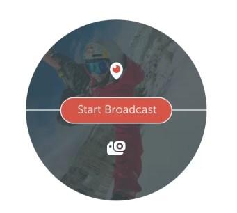 Transmitir desde GoPro