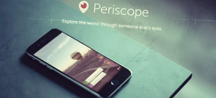 Periscope, la opción de Twitter en streaming