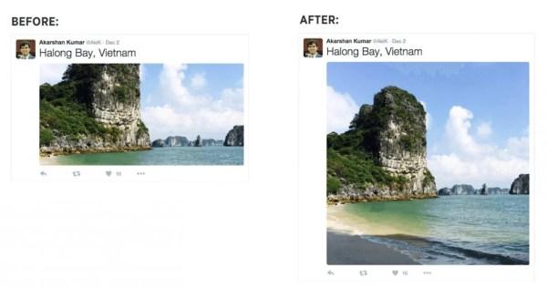 Twitter y las imágenes