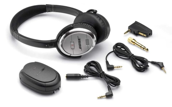 Bose QuietComfort 3