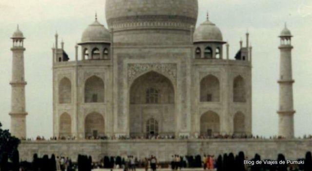 El Taj Mahal. Monumento al amor por excelencia es visita obligada en un viaje a la India