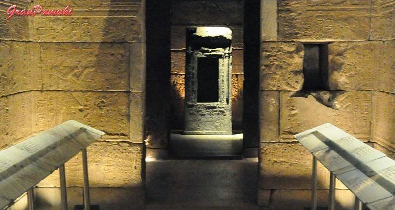 Naox de Ptolomeo del Templo de Debod