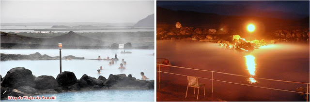 Baños termales de Mývatn Nature Baths