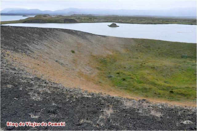 Pseudo-cráteres de Stakhólstjörn