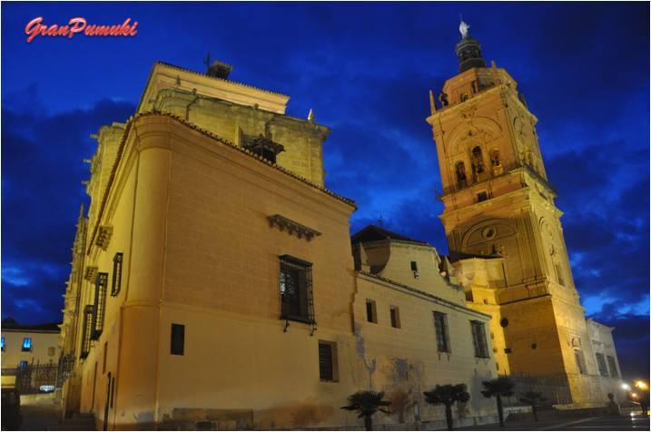 Catedral de la Encarnación de Guadix, turismo rural en Granada