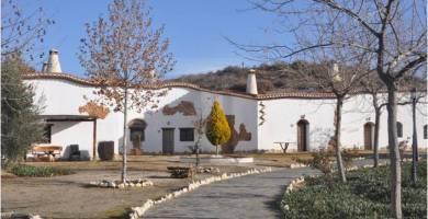 Casa Cueva en Granada