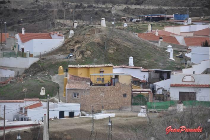 infravivienda en Guadix, turismo rural en Granada