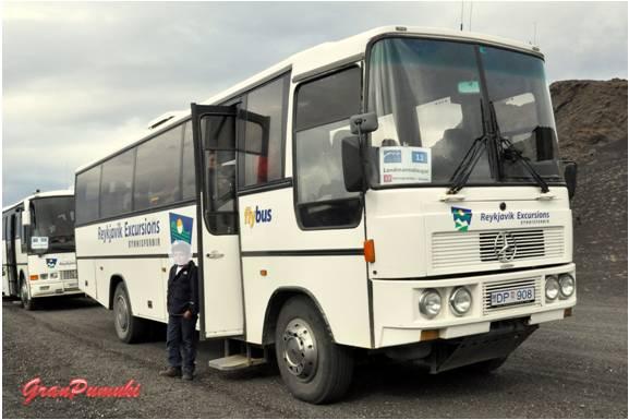 excursión de Hella a Landmannalaugar en autobús