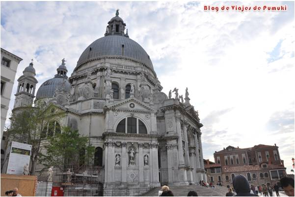 Basílica de la Salud de Venecia