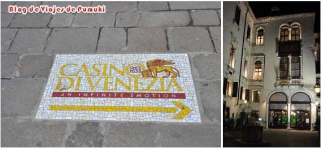 El Casino de Venecia