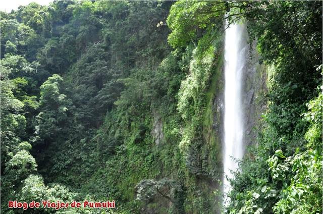 Cascadas Viento Fresco en Costa Rica, una naturaleza exuberante. Blog de Viajes a Costa Rica
