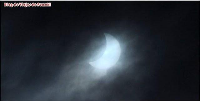Ver un eclipse es como hacer un gran viaje a muchos kilómetros de distancia. ¿Sabes realmente lo que estás viendo?. Blog de viajes
