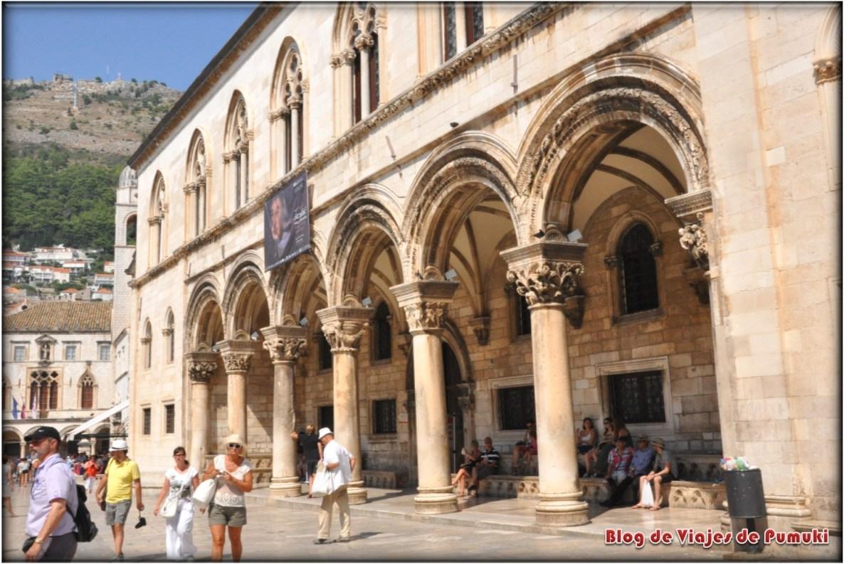 Palacio de los Rectores Dubrovnik