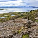Þingvallavatn en Thingvellir, Lago mas grande de Islandia