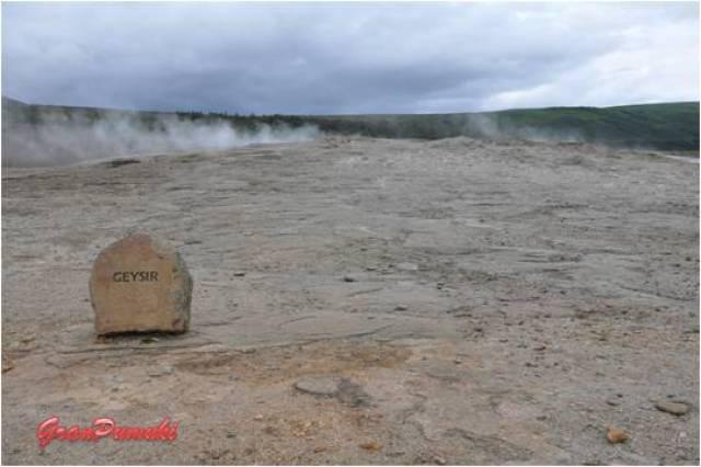 Geysir, el Geiser mas grande del mundo