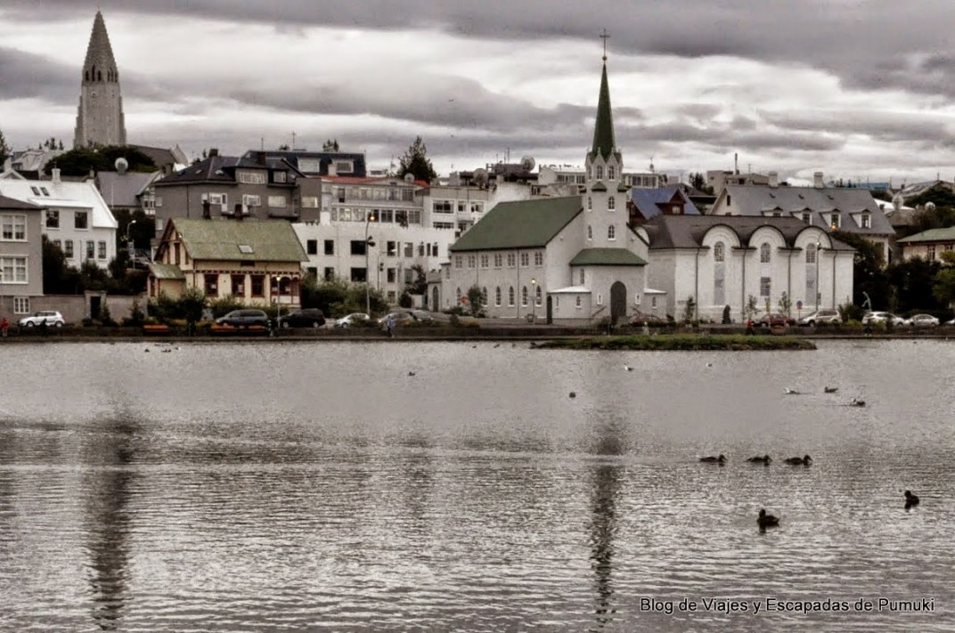 Iglesia Fríkirkjan í Reykjavík