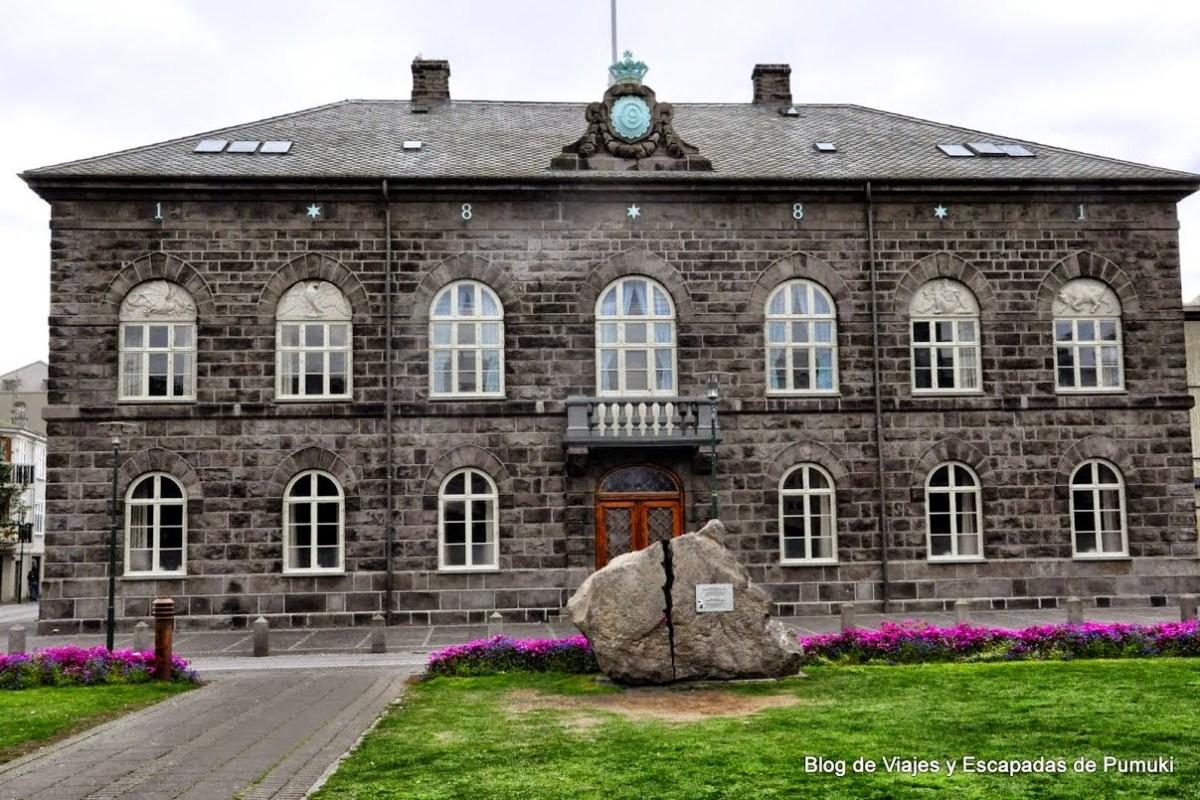 El Parlamento de Islandia