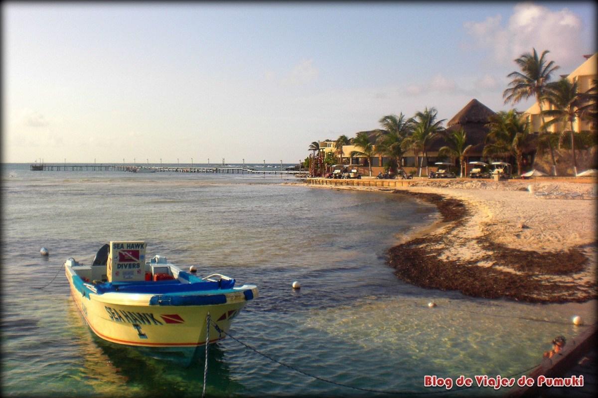 Playa de Iisla Mujeres