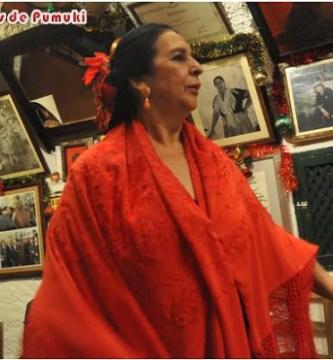 Flamenco en el Sacromonte, Granada