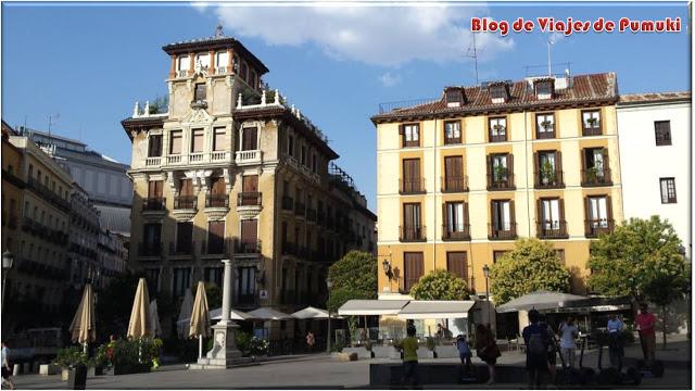 Plaza de Ramales de Madrid
