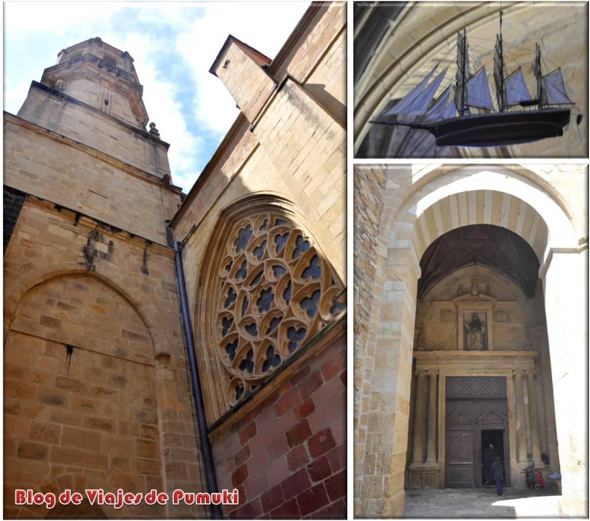Iglesia de San Salvador de Guetaria