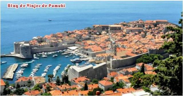 Dubrovnik. Patrimonio de la Humanidad y visita imprescindible en un viaje a Croacia