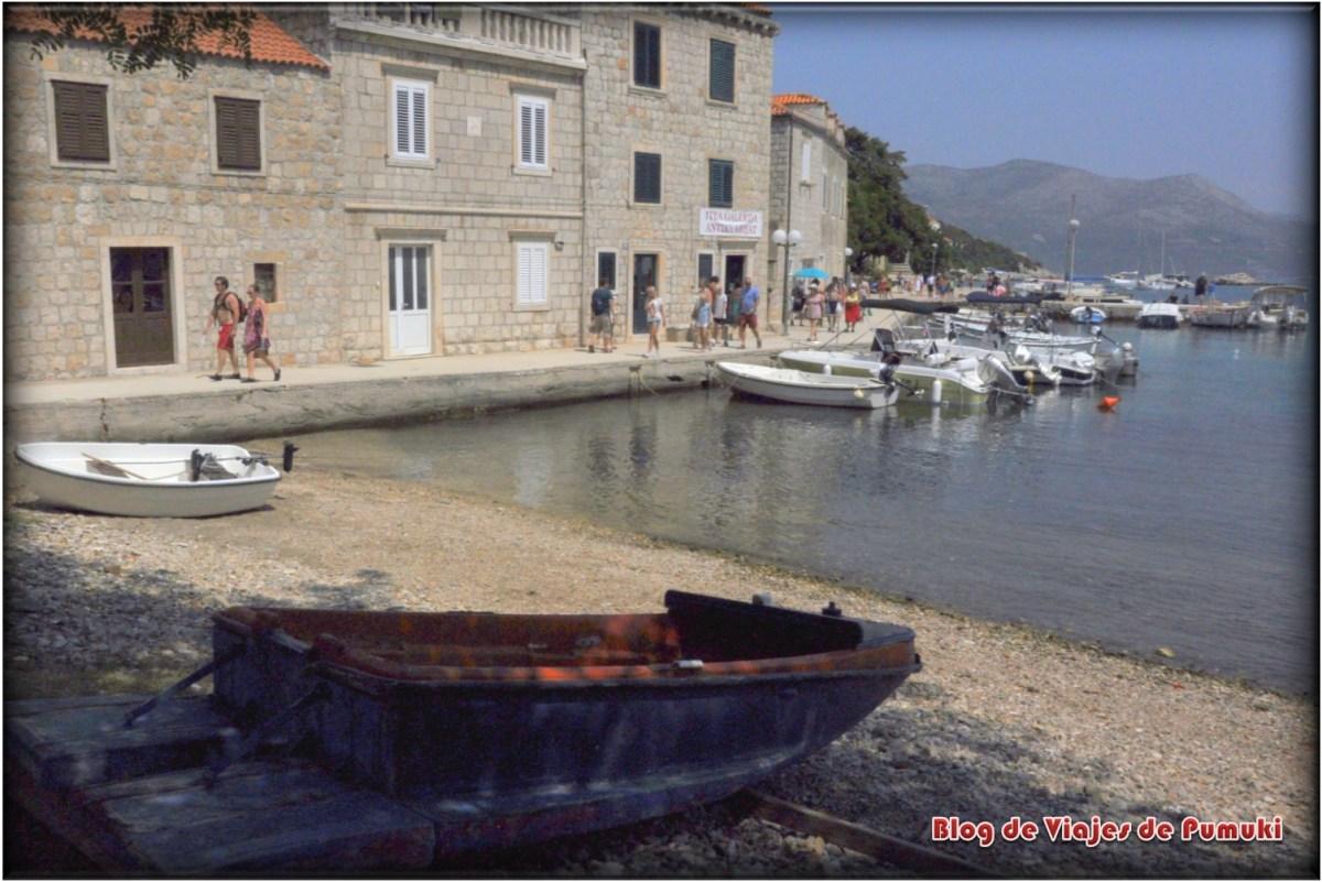 Islas Elaphiti, cerca de Dubrovnik