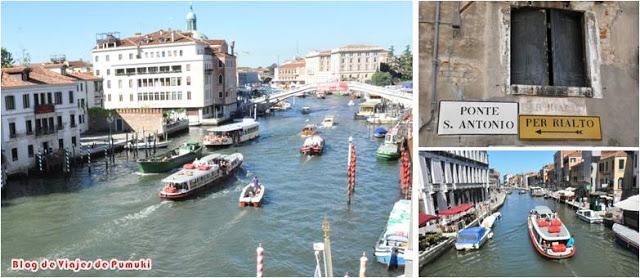 Viaje a Venecia y visita a los canales en un viaje en familia desde España en coche