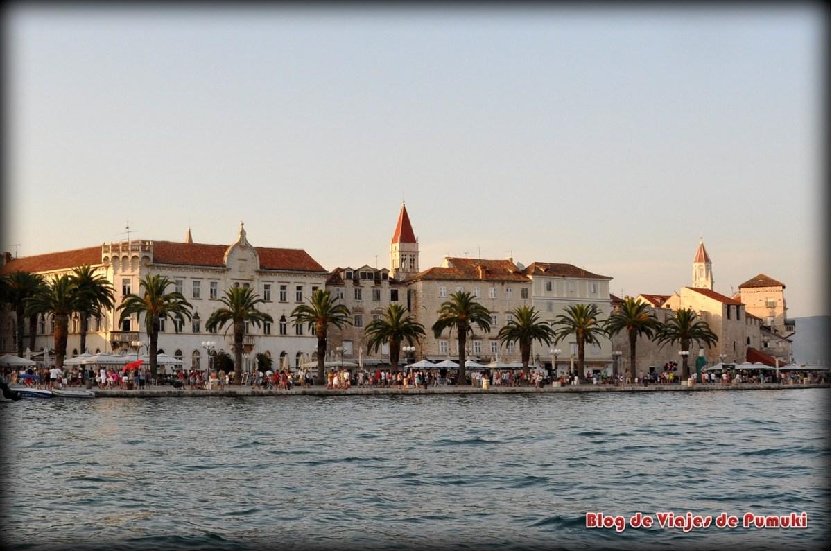 Trogir, patrimonio de la Humanidad de ruta por Croacia de 15 días