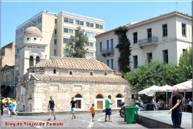 Iglesia Pantanassa, Atenas