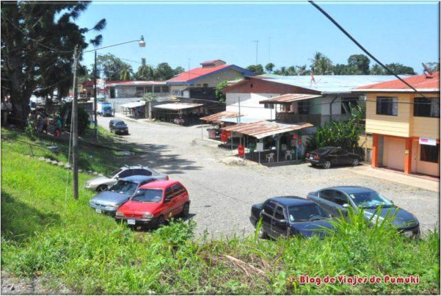 Pueblo de Sixaola