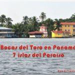 Bocas del Toro, Panamá. Blog de Viajes