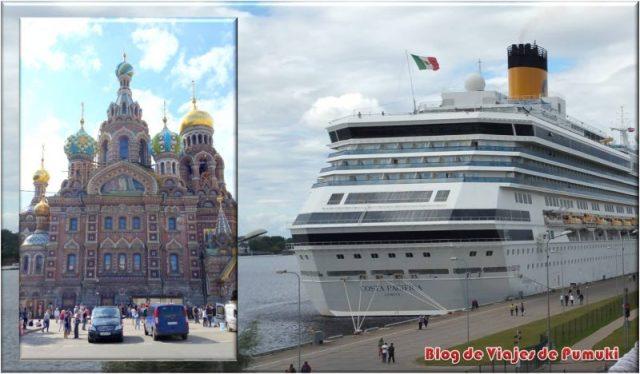 Crucero por el Báltico