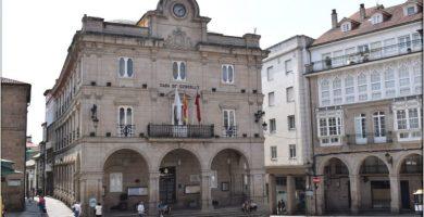 Ayuntamiento, Plaza Mayor de Orense