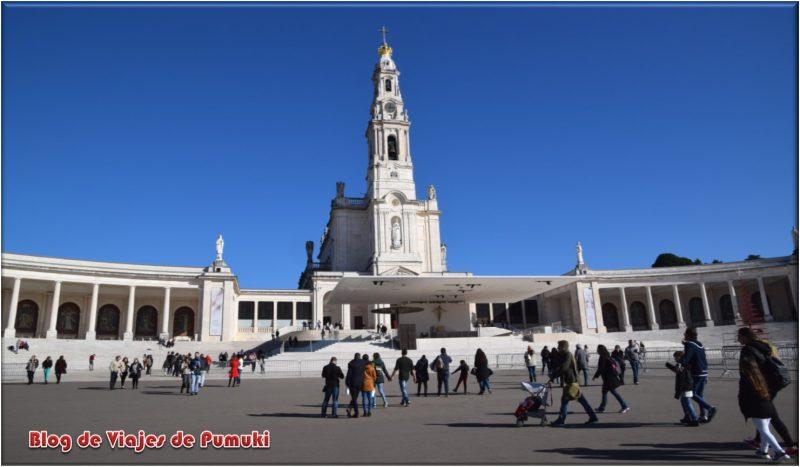 El Santuario de Lourdes recibe peregrinos de todo el mundo