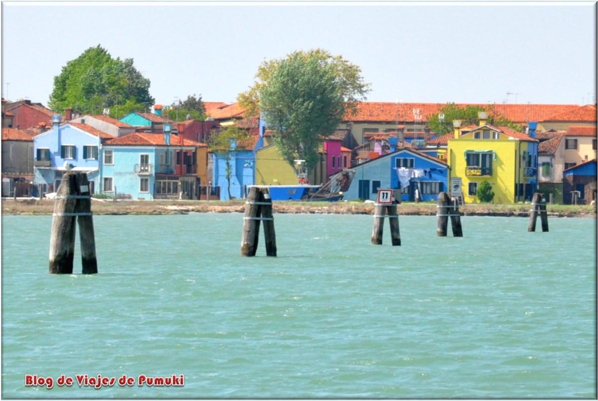 Navegando por las islas de Venecia, Murano