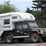 Autocaravana todoterreno por Islandia