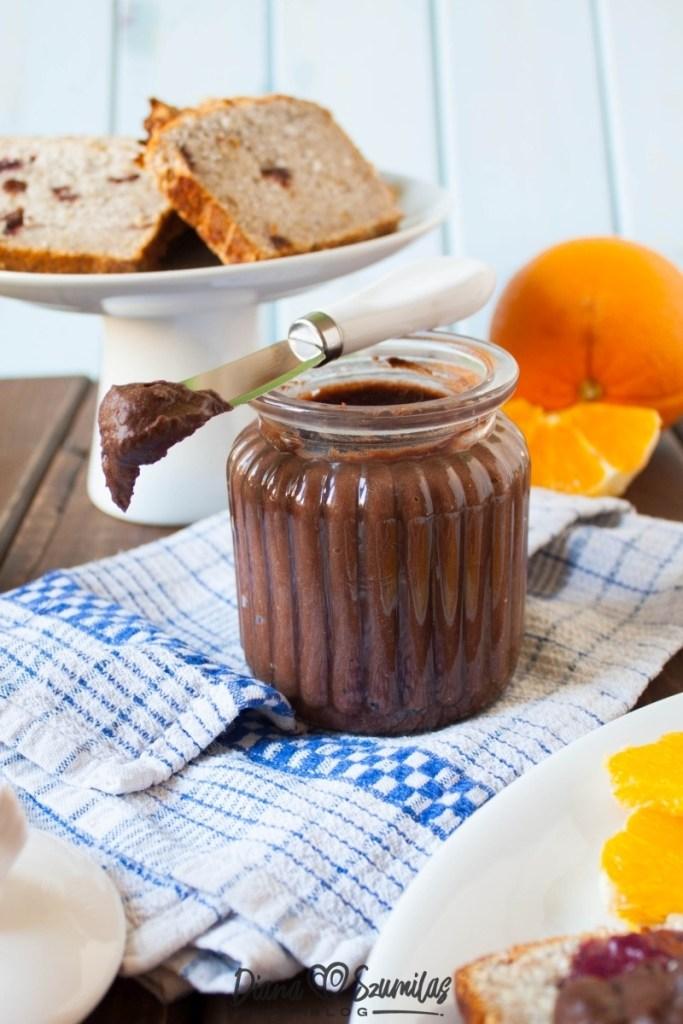 Kanapkowy krem kakaowy
