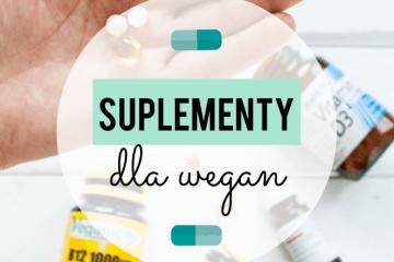 Suplementy dla wegan