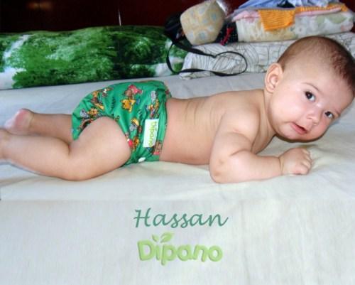 Hassan 5m Vanilly