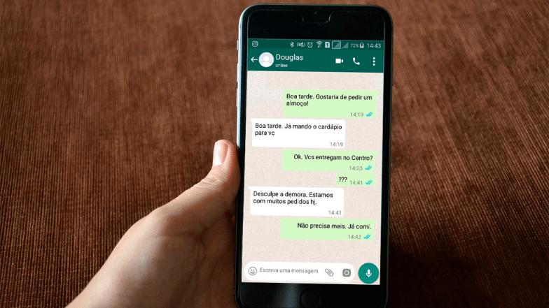veja como atender pedidos pelo whatsapp de forma profissional e eficiente
