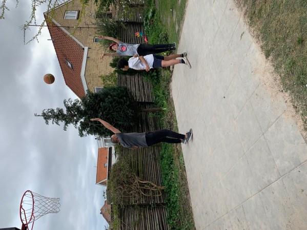 basketball i baghaven