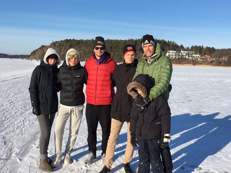 vinter i stockholm
