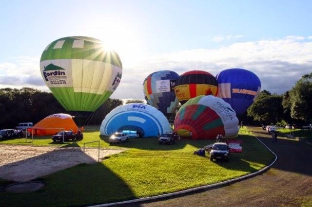 Dúvidas frequentes – Balonismo em Santa Maria
