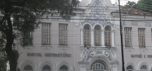 Fachada do Hospital Gaffrée e Guinle: unidade pagou caro por EPI´s de empresa investigada em SP