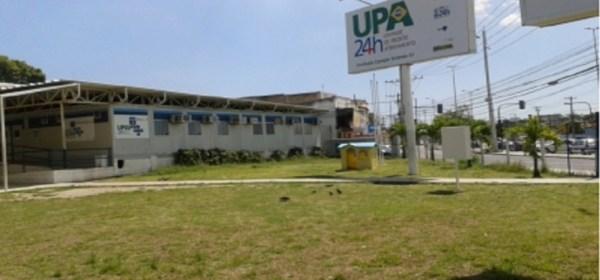 UPA em Campo Grande administrada pela Associação Filantrópica Nova Esperança